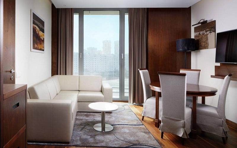 اتاق های اختصاصی همراه با یک اتاق