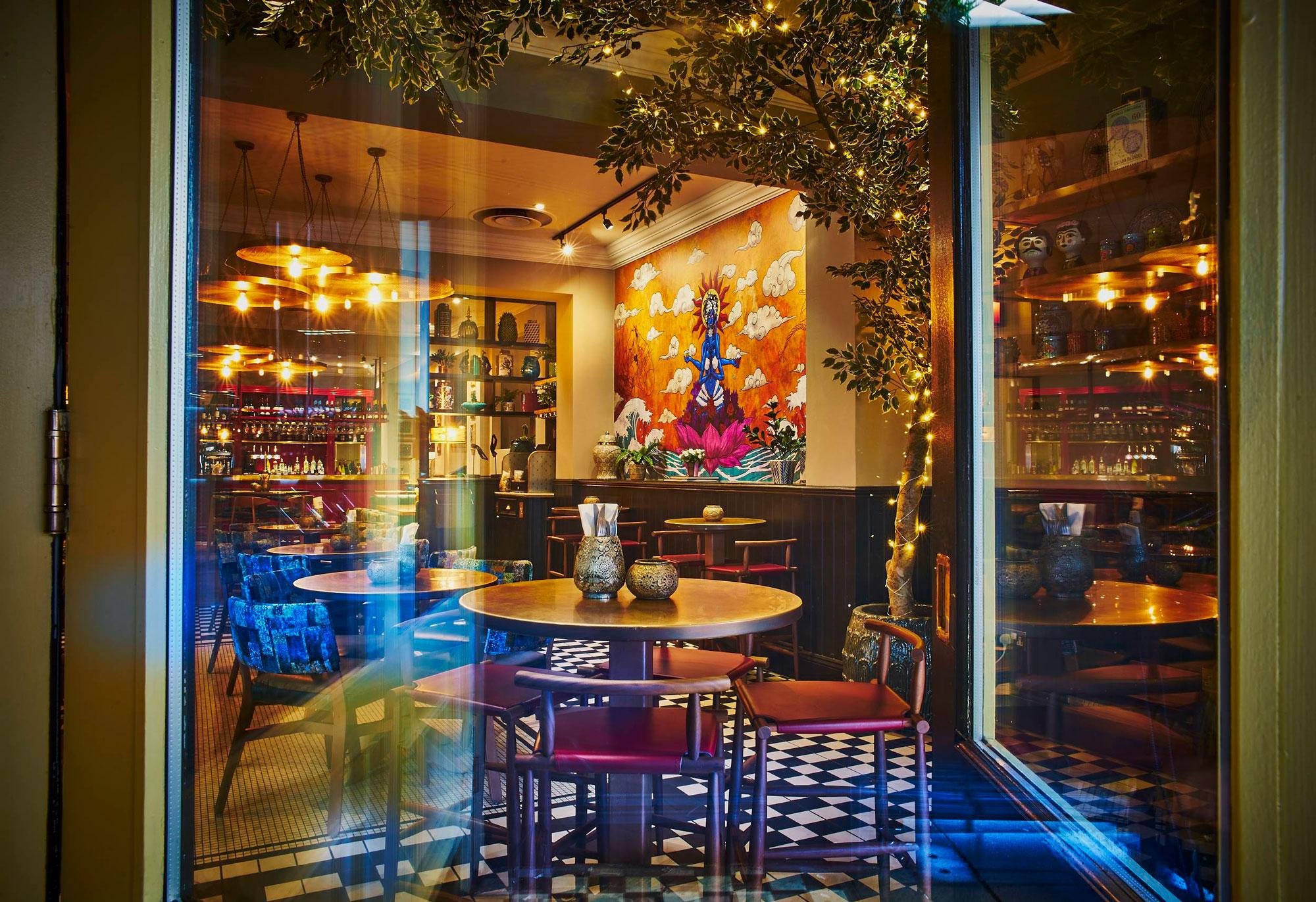 رستورانهای پرتغالی-هندی یکی از جاذبههای گردشگری گوا