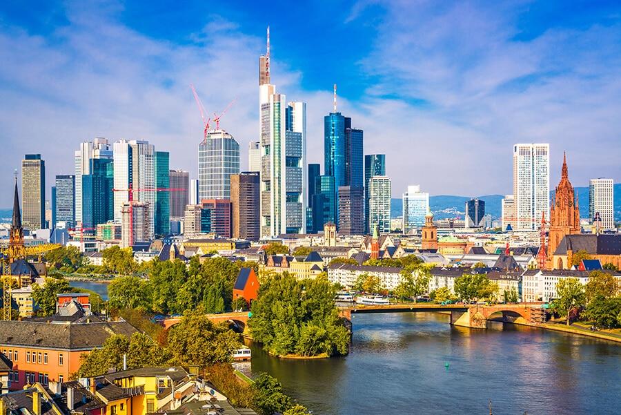 آب وهوا برای اقامت آلمان